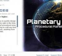 (首发)星球系统Planetary Terrain v2.0
