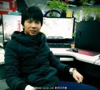 刘晓峰(网名F)的游戏动画师之路