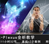 罡渡晨星AE-Plexus全析教学.附教学与工程下载
