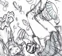 【精华】怎么画出好看的画面?教你如何一步一步画好插画角色人物!