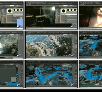 CryEngine 3 - E3 2012 关卡设计演示 Level Design Walkthrough