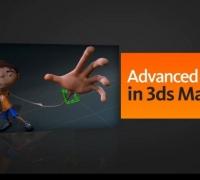 3dsMax游戏角色设定视频教程Digital-Tutors Advanced Character Rigging in 3ds Max