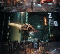 Unity3D赛博朋克风格场景 Cyberpunk Pack