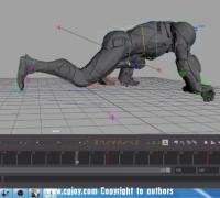 02【分析+案例操作录屏】制做动画时动作如何分解?