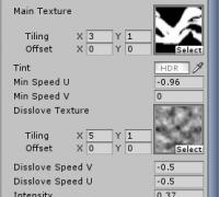 unity拖尾shader源文件分享 可用ASE打開,希望你能喜歡