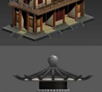 3D游戏动画 游戏建模