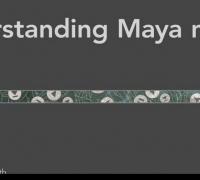Maya中nCloth模拟对象视频教程Understanding Maya nCloth