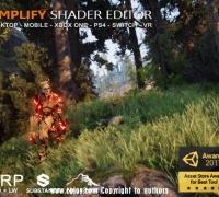Unity可視化著色器編輯器 Amplify Shader Editor 1.6.8+往期版本
