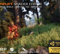 Unity可视化着色器编辑器 Amplify Shader Editor 1.7.5(支持U3D2019)