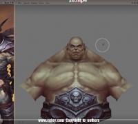 BodyPaint3D从入门到精通中文视频教程