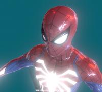 漫威蜘蛛侠写实PS4版