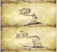 格斗动画大赛小路作品