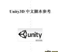 Unity中文脚本参考 word版  有图!!