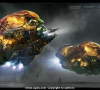 银河护卫队2 概念设定图