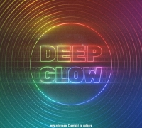 Deep Glow v1.0 Win for AE