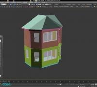 3dsmax建筑特效制作視頻教程