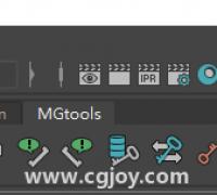 MAYA玛雅插件_MGtool_2015-2017版本_一键快捷安装