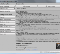 Amplify Shader Editor 1.8.1