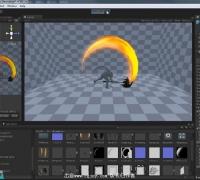 Unity3d 5.0游戏特效入门到精通教程第5课 刀光特效制作 cgjoy jk录制