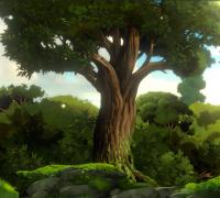Game2-场景搭建和摄像机参数测试