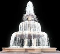 写实喷泉制作