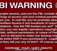 【搬运】让我们一起极乐净土—FBI WARNING