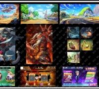 专业承接美术外包,业务涵盖 2D制作:原画、卡牌、宣传画、界面、UI等 3D制作:U3...