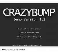 Crazybump 最新版法线贴图制作软件(附破解补丁)