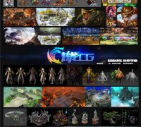 福州火龙文化传媒有限公司为您提供专业游戏美术外包服务