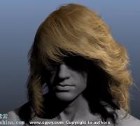 蓝海创意云分享NVIDIA新技术实时渲染50万根头发