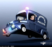 maya(CN)教学之卡通车绑定