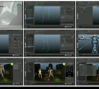 Maya LT 2014 新功能2-增强型的HumanIK动画工具