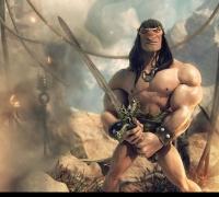 战士三维角色欣赏 - Conan