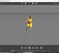 (免費)瀏覽動畫模型的工具 - FBX Review 模型查看