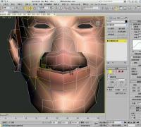 人物表情动画和其他附件动画设置