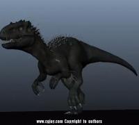 小练习——恐龙跑
