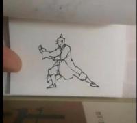 轉發 超棒的手繪逐幀動畫【華夏三千年的武林秘籍】長達7分鐘