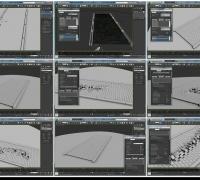RayFire教程 - 動態地裂效果Underground Drilling