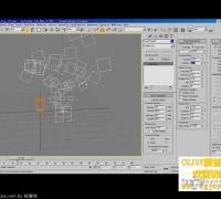 3dMAX粒子系统讲解 cgjoy游戏特效教程