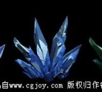 冰 水晶 玉石01