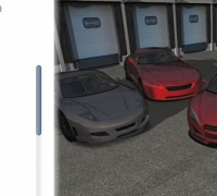 Untiy3d 跑车模型下载