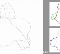【精选】漫画美少女裙子怎么画?教你如何绘画动漫少女裙子的画法!