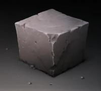 国外小教程 石材材质画法