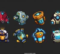 小团队承接MAX动画,UI,icon,欢迎来撩