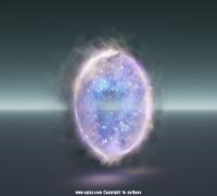 UE4特效练习_灯与粒子的结合
