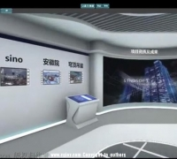 Unity3d展廳功能演示