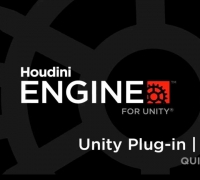 Houdini Engine for Unity安装教程
