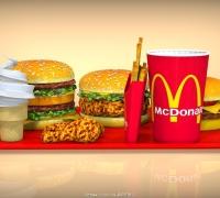 【快餐系列】麥當勞套餐