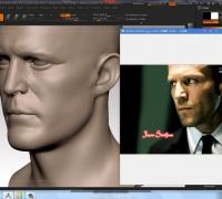 CGJOY&云图 次世代高级角色建模公开讲座 第3课 照片级别的雕刻