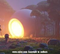 【游戏原画设计】游戏场景设计需要用哪些软件?